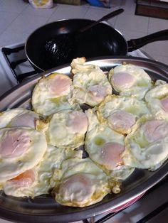 Huevos con ...