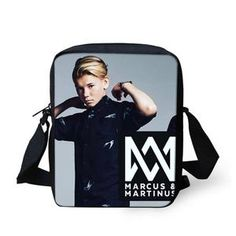 Marcus And Martinus Men Mini Crossbady Bag Print School Shoulder Bag Jake Paul Team 10, Balloon Pump, Shoulder Bags For School, Martinis, Photo Accessories, Kids Bags, House Party, Hoodies, Sweatshirts