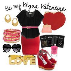 """Be My Vegan Valentine"""