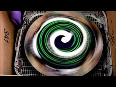 """Joker Spin Painting """"Wicked"""" - YouTube"""