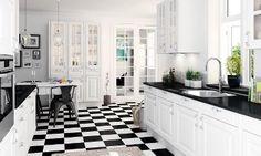 Toscana Hvid Køkken