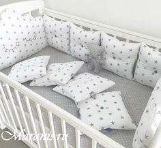 Zeynep in yapacakları Baby Bedroom, Baby Boy Rooms, Baby Room Decor, Kids Bedroom, Baby Sewing Projects, Crib Sets, Baby Pillows, Baby Crafts, Girl Room