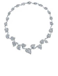 "Diamond ""Ivy"" Necklace"