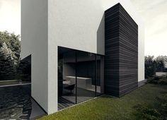 h-house. single family house.