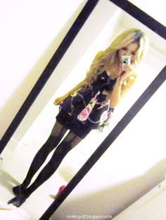 Onee gyaru Gyaru Fashion, Kpop Fashion, Fashion Wear, Asian Fashion, Fashion Beauty, Fashion Looks, Fashion Outfits, Girly Outfits, Sexy Outfits