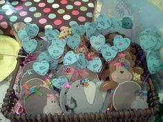 Baby showers favors