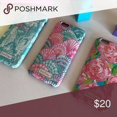 Lilly Pulitzer IPhone 6 6s Case Soft Cases. Price is per case. Choose your case below. Lilly Pulitzer Accessories Phone Cases