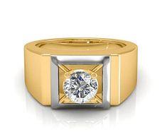 Color Gemstone Birthstone Wedding by HandmadeGemRingStore on Etsy Freedom Writers, Diamond Solitaire Rings, Fine Jewelry, Unique Jewelry, Diamond Sizes, Birthstones, Gold Rings, Pendants, Wedding Rings