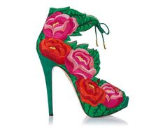 HIBISCUS - Charlotte Olympia