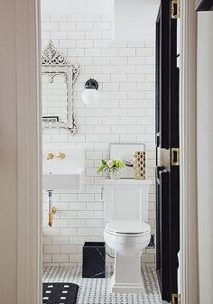 Bathrooms are tricky to design, and your guests will likely spend some alone time there. Make the right impression with these bathroom styling tips.