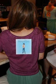 Disney Theme Bachelorette Party-Games, Decor, and Treats!