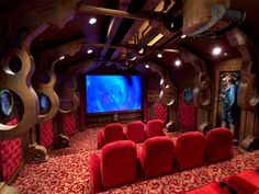 20k Leagues Under the Sea killer home theater