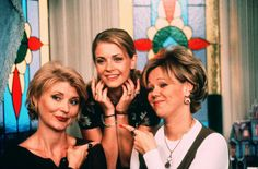 Sabrina the teenage witch--this show will always remind me of my childhood.