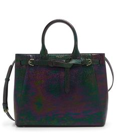 The Belmont Petrol Leather Tote Bag is a Bendel Girl essential handbag. Crafted with petrol leather and a zippered closure, this is the perfect day to day designer handbag. Find handbags at Henri Bendel. Day Designer, Large Wallet, Beach Tote Bags, Henri Bendel, Clutch Wallet, Zip Around Wallet, Leather, Women's Fashion, Fashion Ideas