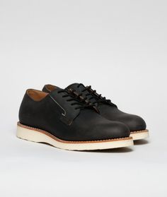 huge selection of 99036 4a918 The Red Wing 3103 Postman Oxford shoe. Designed to meet Postal Service  requirements, the