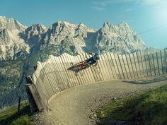 Leogang - Austria has plenty of cool locations for the Mountainbik Mount Everest, Sport, Cool Stuff, Travel, Deporte, Viajes, Sports, Destinations, Traveling