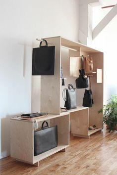 S'bastelkistle Diy Garderobe | Der Traum Vom Haus | Pinterest ... Garderobe Selber Bauen Schner Wohnen