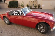 1959 M.G. MGA $46000. Oh yes I have always wanted one of these!!!