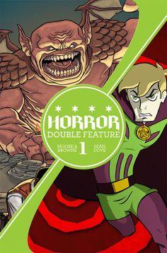 Horror Double Feature #1 - Ryan Browne/Sean Dove