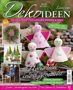 Gallery.ru / Фото #1 - LandIDEE - Chispitas Christmas Books, Christmas Ornaments, Cross Stitch Magazines, Crochet Books, Doilies, Crochet Patterns, Holiday Decor, Ideas Para, Carnival