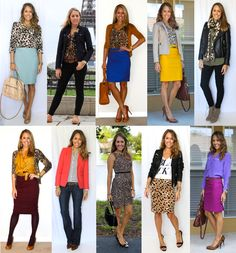 J's Everyday Fashion provides outfit ideas, budget fashion, shopping on a budget, personal style inspiration, and tips on what to wear. Business Casual Outfits, Stylish Outfits, Cute Outfits, Stylish Clothes, Work Clothes, Matching Outfits, Fashion Now, Fashion Outfits, Fashion Pics