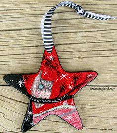 Broken Toyland Ornaments for 2016  23  Christmas by brokentoyland