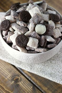 This looks disgustingly delicious | 34 Muddy Buddy Flavors You Seriously Need To Try