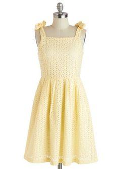 Sunshine Sweetie Dress, #ModCloth