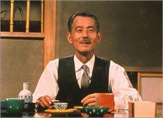 笠智衆「秋刀魚の味」