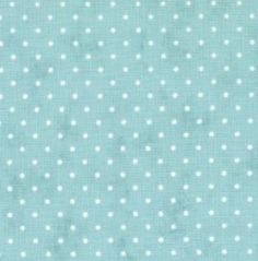 Moda - Essential Dots on Teal Broadcloth Sewing Notions, Essentials, Teal, Dots, Quilts, Fabrics, Handmade, Stuff To Buy, Smocking