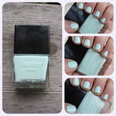 butter london: fiver