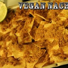 Vegan Nachoes