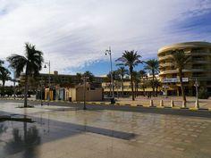 El Mamsha, touristic area in the city of Hurghada Egypt. #hurghada #egypt #ägypten Egypt Information, Travel Information, Hurghada Egypt, Egypt Culture, Inclusive Holidays, Egypt Fashion, Visit Egypt, Egypt Travel, Travel With Kids