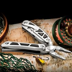 With the Award-Winning LED Dual-Eye Multi-Tool Close at Hand, You'll Have a Bright Solution for Minor Repairs Under Any Lighting Conditions - At Home or On the Road!