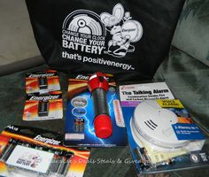 Welcome to the Family Safety Kit Giveaway Hosted by: SaraLee's Deals Steals & Giveaways Sponsored by: Energizer: Change Your Clock Change Your Battery The Change Your Clock Change Your Ba… Energizer Bunny, Safety Kit, Family Safety, Room Organization, You Changed, Baby Items, Clock, Cool Stuff, Circle Scarf