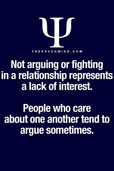 There is a huge difference between a fight and an argument. . Fighting isn't healthy