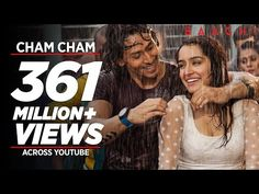 T-Series presents Cham Cham Full Video Song from Bollywood movie BAAGHI directed by Sabbir Khan, starring Tiger Shroff & Shraddha Kapoor in lead roles. The song Cham Cham is sung by Monali Thakur in the music composi Dance Video Song, Good Dance Songs, New Hindi Songs, Best Dance, Hindi Movies, Dance Videos, Audio Songs, Mp3 Song, Song Lyrics