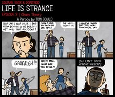 LIFE IS STRANGE | Finders KEYpers by TheGouldenWay on deviantart