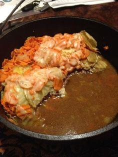 Dutch Oven Dinner