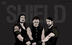 The Shield Full version #wwe