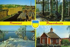 #Pomarkku Product Design, Finland, Graphic Design, Country, Pictures, Rural Area, Merchandise Designs, Country Music, Rustic