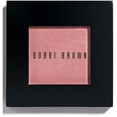 Bobbi Brown Blush, 0.13 oz ($28) ❤ liked on Polyvore featuring beauty products, makeup, cheek makeup, blush, desert pink and bobbi brown cosmetics
