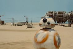 Star Wars BB-8 Droid : Your new heroic Droid !