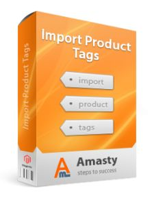 Import Product Tags