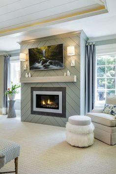 bio ethanol kamin modern wohnzimmer einbauen | wohnideen ... - Wohnzimmer Design Modern Mit Kamin