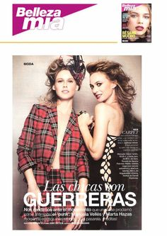 Especial Belleza MIA, España, Octubre 2013