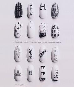 branded nail art.