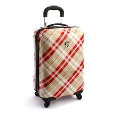 Heys Luggage Exotic Spinners Lightweight Animal Print Luggage