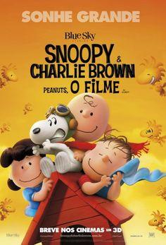 O filme Snoopy & Charlie Brown é pra assistir com a família inteira!