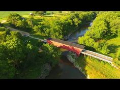 Bridges of Madison County Filming Locations RV Living Roadside Attractions